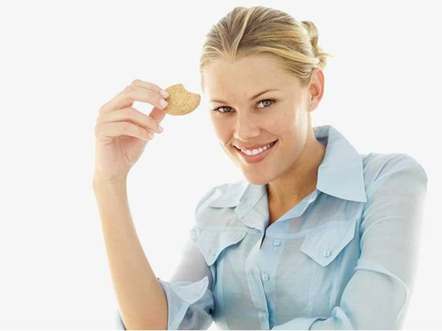 Sušenky, které prospívají našemu zdraví
