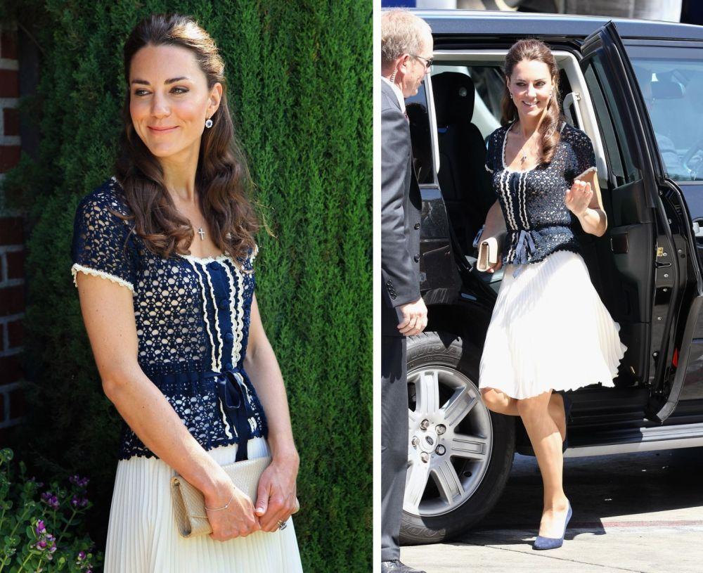 Móda podľa kate middleton: 21-krát ako dokonalá dáma!