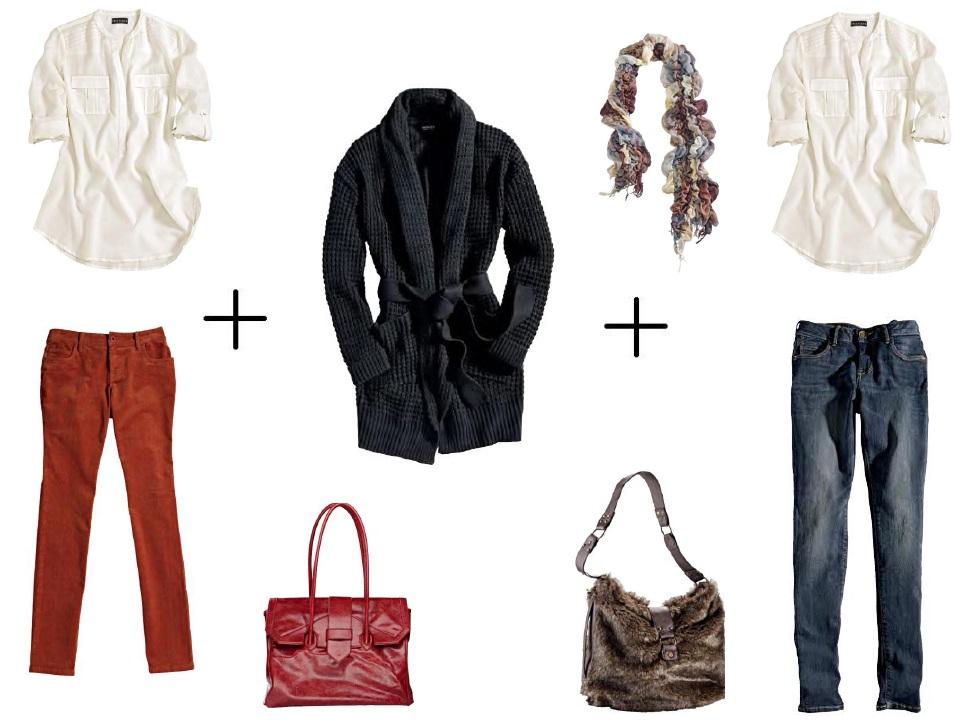 7976b07ed07 Podzimní kousky oblečení do 699 Kč. Naučte se správně kombinovat ...