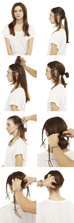 jak si upravit vlasy