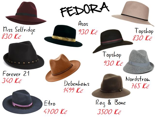 """Trendy klobouky a čepice  Zapomeňte na větu """"mně žádné nesluší ... 0f5f325c93"""